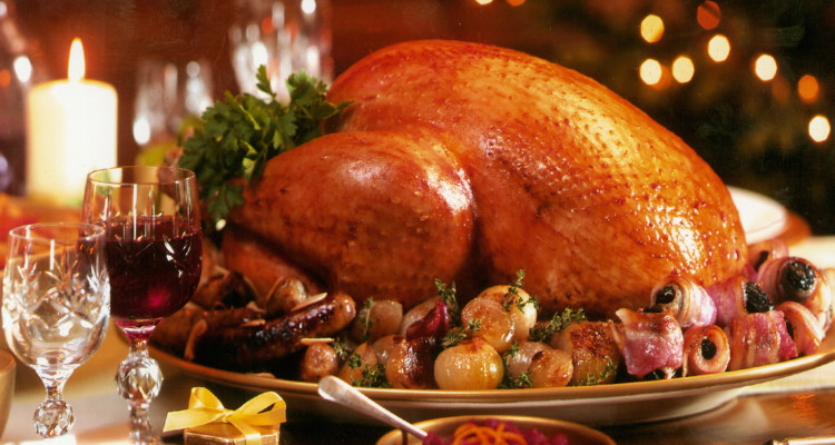 Evening meals available at lowbyer manor country house for Thanksgiving dinner with all the trimmings